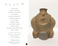 Clay™ Exhibition at TJ Boulting
