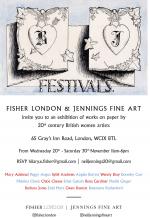 Festivals Exhibition with Jennings Fine Art