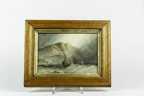 19th century watercolour