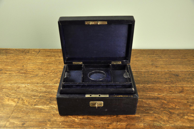 19th century Jewellery Box