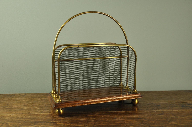19th century 'Tonks & Son' letter rack