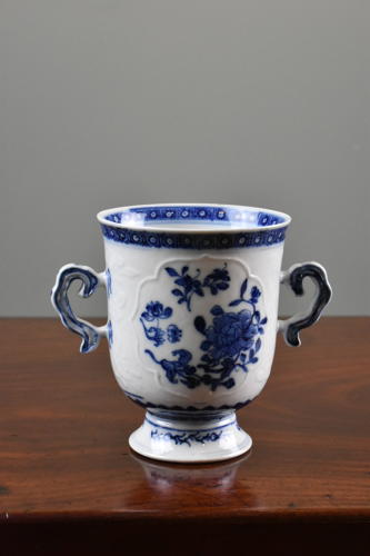 18th century double-handled Chinese cup
