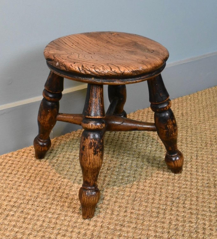 19th century stool