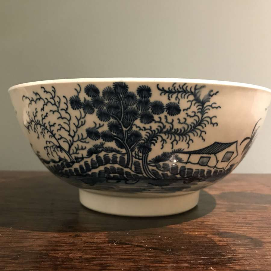 18th c. Worcester bowl