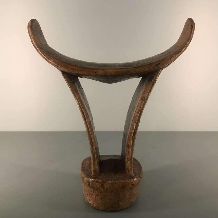 Somalian Headrest - Boni Tribe