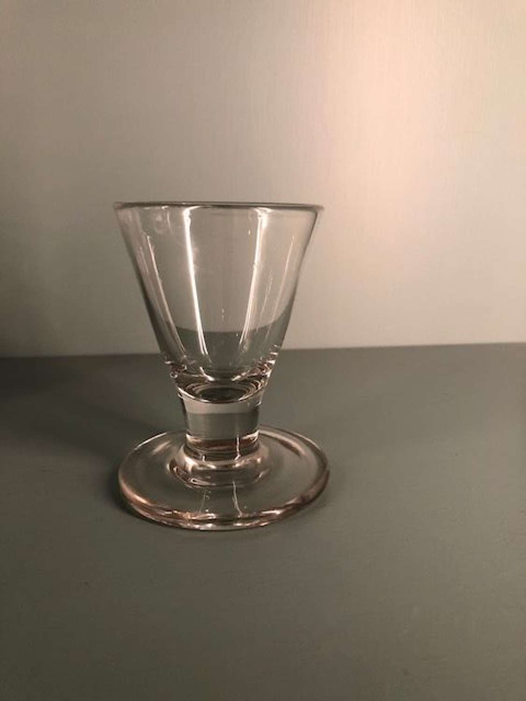 Georgian Firing Glass