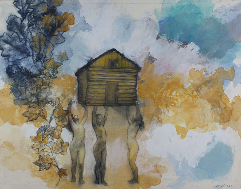 'Tiepolo's Cabin'